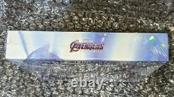 Avengers Endgame 4K UHD Blu-Ray Weet Collection Exclusive Steelbook Full Slip A2