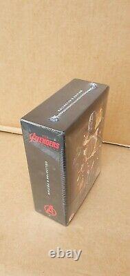 Avengers Endgame Blu Ray & 3D Blu ray steelbook (ZAVVI Collectors edition)