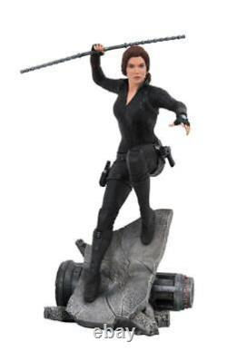 Avengers Endgame Marvel Movie Premier Collection Statue Black Widow 30cm Figur