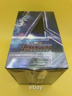 Avengers Endgame One Click Box WeET Collection No. 08 4K Steelbook with envelopes