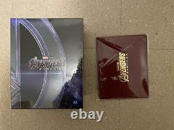 Avengers Endgame One-click OC WEET Exclusive Boxset