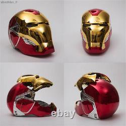 AvengersEndgame Iron Man MK85 Helmet Tony Stark Cosplay Prop Touch Control Mask