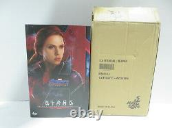 BLACK WIDOW Avengers Endgame 16 Scale Hot Toys Movie Masterpieces MMS 533