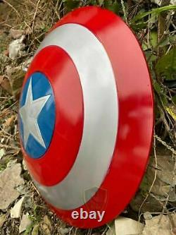 Captain America Shield Cosplay Avengers Endgame, LARP, Combat Shield Best Gift