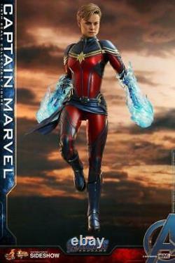Captain Marvel Avengers Endgame Movie Masterpiece 1/6 29 cm Hot Toys
