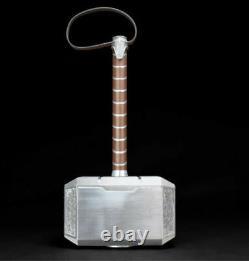 Cattoys Marvel Avengers Endgame Full Metal 11 Thor Hammer Mjolnir Cosplay Model