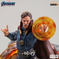 Doctor Strange Avengers Endgame BDS Art Scale Statue 1/10 Iron Studios Sideshow