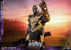 HOT TOYS MARVEL AVENGERS Endgame Thanos Movie Masterpiece