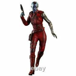 HOT TOYS Movie Masterpiece Avengers Endgame NEBULA 1/6 Action Figure with Tracking