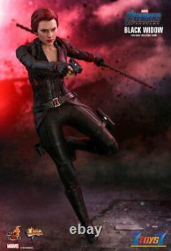 Hot Toys 1/6 MMS533 Avengers Endgame Black Widow Box Marvel Movie Now HT465Z