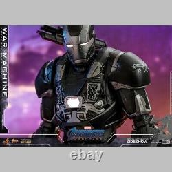 Hot Toys Avengers Endgame figurine Movie Masterpiece 1/6 War Machine 32 cm