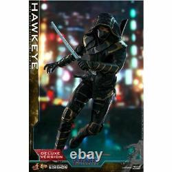 Hot Toys Marvel Avengers Endgame Movie Masterpiece Hawkeye DX 1/6 Scale 30cm