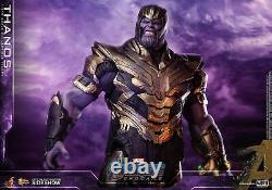 Hot Toys Thanos Marvel Avengers Endgame Sixth Scale Figure In Stock New