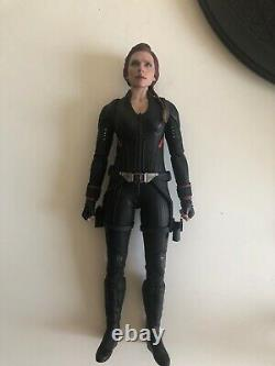 Hot toys Avengers Endgame Movie Action Figure 1/6 Black Widow