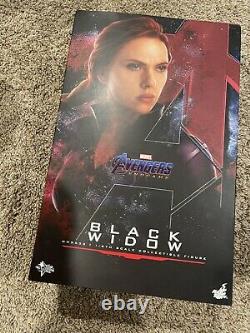 Hot toys Avengers Endgame Movie Action Figure 1/6 Black Widow 28cm