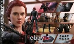 Hot toys Avengers Endgame Movie Action Figure 1/6 Black Widow FREE SHIPPING