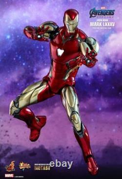 Iron Man Mark LXXXV Avengers Endgame Movie Masterpiece Diecast 1/6 Hot Toys