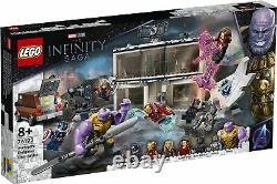 LEGO Marvel Avengers Movie 4 76192 Avengers Endgame Letztes Duell