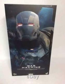 Movie Masterpiece DIECAST Avengers Endgame 1/6 Figure Hot Toys