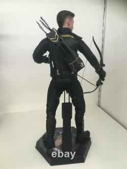 Movie Masterpiece HOT TOYS Hawkeye Avengers Endgame Hot Toys figure 1/6 scale