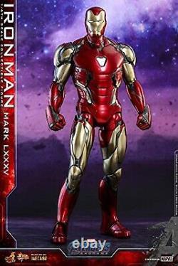 Movie Masterpiece Hot Toys Iron Man Mark MK85 Avengers Endgame 1/6 Figure Doll