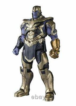 (New) S. H. Figuarts Avengers Endgame Thanos Action Figure BANDAI from Japan