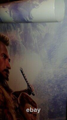 RARE IMAX MARVEL AVENGERS ENDGAME 27x40 DS Original Theater Poster THANOS LOKI+3
