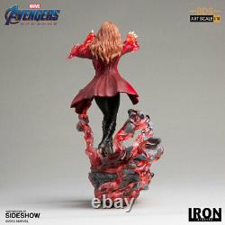 Scarlet Witch Statue Iron Studios BDS Art Scale 110 Avengers Endgame Sideshow