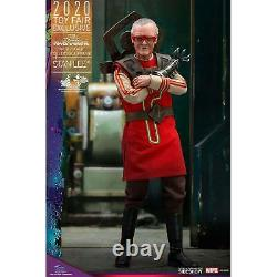 Thor Ragnarok Hot Toys Action Figure Movie Masterpiece Series Stan Lee EXCL