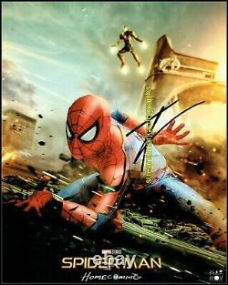 Tom Holland Spiderman Avengers Infinity War Endgame C Signed Autograph UACC RD96