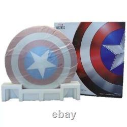 75ème Avengers Captain America Shield Aluminium Metal Shield Film Cosplay