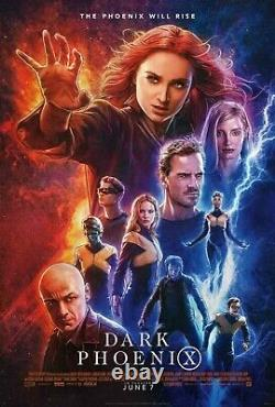 Aimant D'extrémité Des Avengers Gratuits Pin X-men + Capitaine Marvel Cast Crew Challenge Pièce