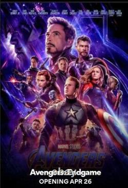 Avengers Endgame 3 Tickets Clifton New Jersey Dolby 1015 Pm