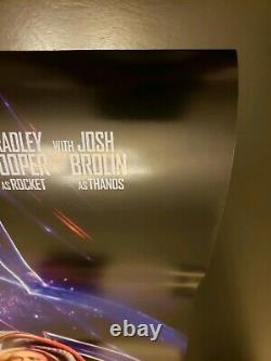 Avengers Endgame Original 2 Sided 27x40 Final Us Movie Poster Near Mint/mint