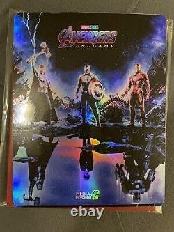 Avengers Endgame Un CLIC Oc Weet Exclusive Boxset