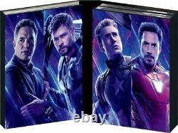Bd Avengers / Endgame & Infinity War Movienex Set