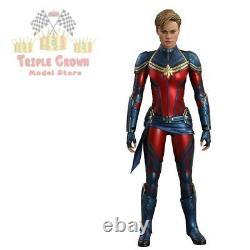 Capitaine Marvel Avengers Endgame Movie Masterpiece 1/6 29 CM Hot Toys