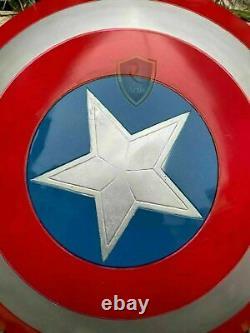 Captain America Shield Cosplay Avengers Endgame, Larp, Combat Shield Meilleur Cadeau