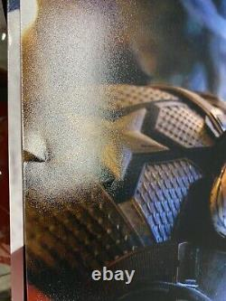 Chris Evans A Signé Captain America Avengers Endgame Signé Témoin Jsa 16x20