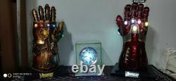 En Stock Hulk Infinity Gauntlet Metal Wearable 1/1 Modèle Avengers Endgame Cos