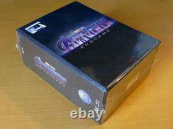 Filmarena Fac #151 Avengers Endgame One Click Hardbox Fullslip Steelbook Bluray