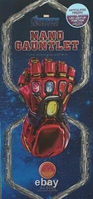 Hot Toys Avengers Endgame 1/4 Scale Replica Nano Gauntlet Film Promo Ver