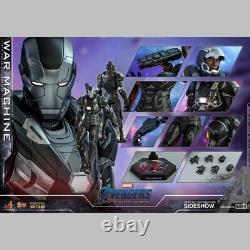 Hot Toys Avengers Endgame Figurine Movie Masterpiece 1/6 Machine De Guerre 32 CM
