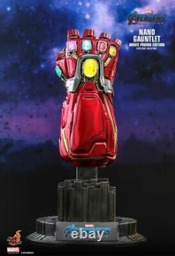 Hot Toys Avengers Endgame Nano Gauntlet (movie Promo Edition) 1/4 Scale Figu