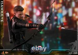 Hot Toys Movie Masterpiece Avengers Endgame 1/6 Hawkeye