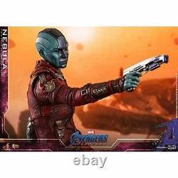 Hot Toys Movie Masterpiece Avengers Endgame Nebula 1/6 Figure D'action Avec Suivi