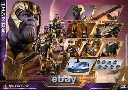Hot Toys Thanos Marvel Avengers Endgame Sixième Échelle Figure En Stock Nouveau