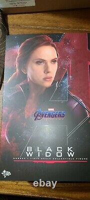 Jouets Chauds Avengers Endgame Film Action Figure 1/6 Black Widow 28cm