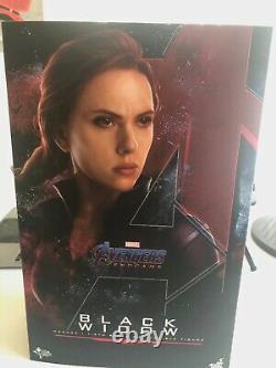 Jouets Chauds Avengers Endgame Movie Action Figure 1/6 Black Widow