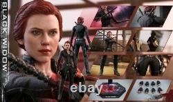 Jouets Chauds Avengers Endgame Movie Action Figure 1/6 Widow Noir Livraison Gratuite